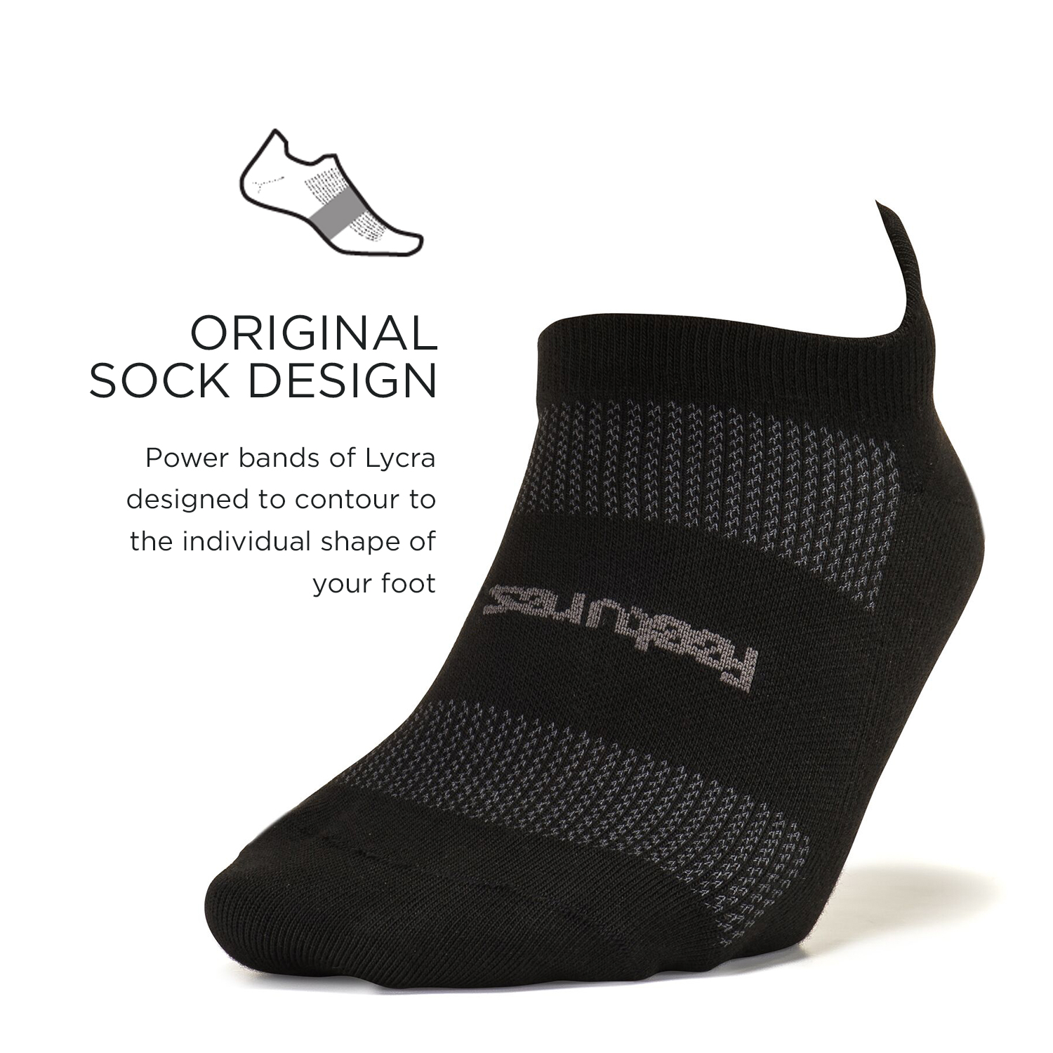 thumbnail 14 - Feetures-High-Performance-Ultra-Light-No-Show-Tab-Athletic-Running-Socks