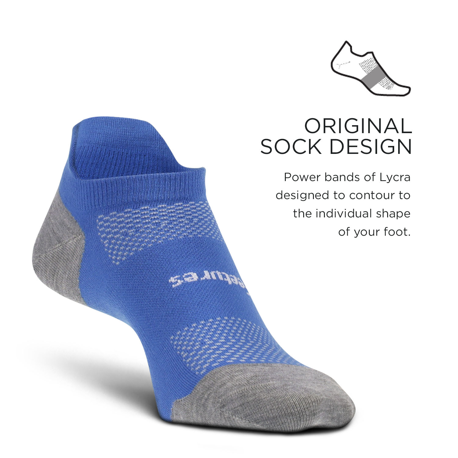 thumbnail 30 - Feetures-High-Performance-Ultra-Light-No-Show-Tab-Athletic-Running-Socks